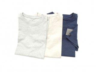 <img class='new_mark_img1' src='https://img.shop-pro.jp/img/new/icons1.gif' style='border:none;display:inline;margin:0px;padding:0px;width:auto;' />HOFI コットン天竺 丸首Tシャツ (ペルー綿)