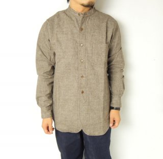 <img class='new_mark_img1' src='https://img.shop-pro.jp/img/new/icons2.gif' style='border:none;display:inline;margin:0px;padding:0px;width:auto;' />FOB factory TWEED BAND COLLOR SHIRTS
