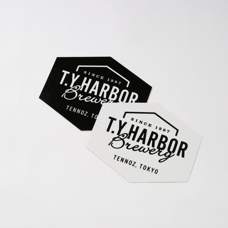 T.Y.HARBOR BREWERY ステッカー -日本製-