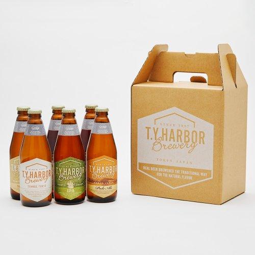 季節限定醸造ビール入 定番ビール 6本セット