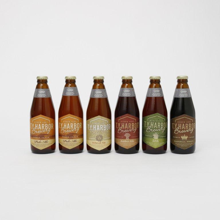 定番クラフトビール 6本セット