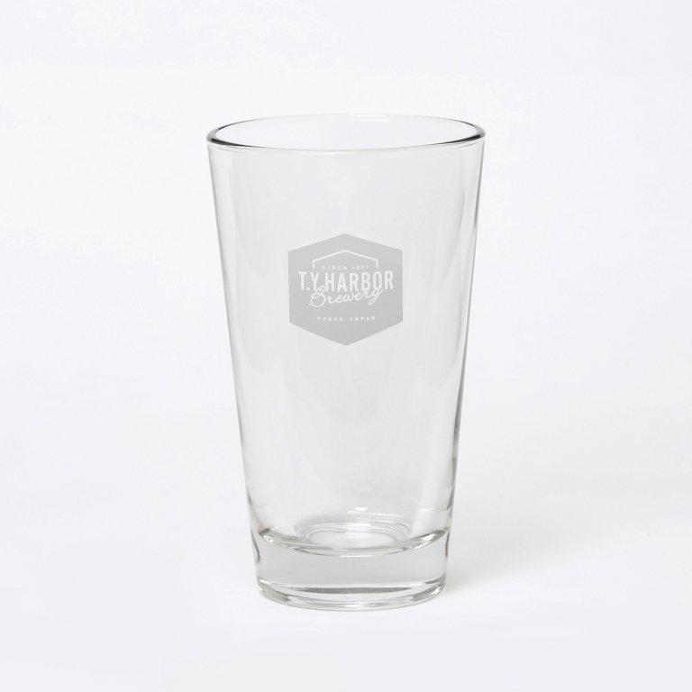 T.Y.HARBOR BREWERY パイントグラス