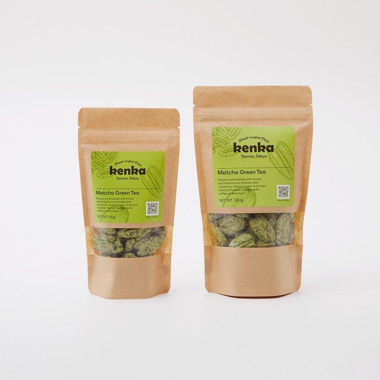 【kenka】 抹茶グリーンティー