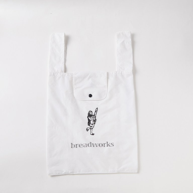 breadworks オリジナルエコバッグ