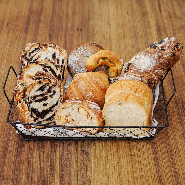 breadworksパン詰合せ3~4名用