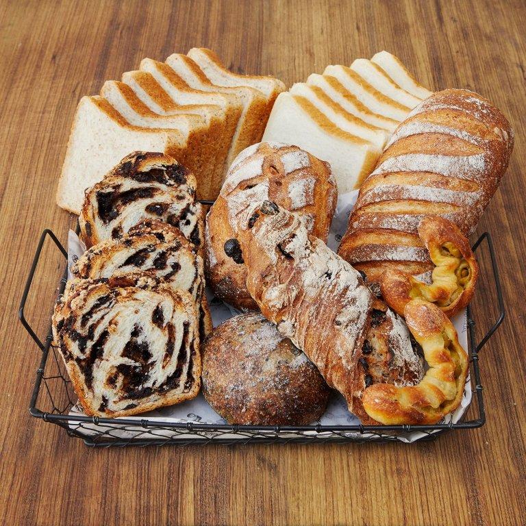 breadworksパン詰合せ5~6名用