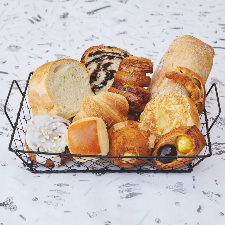 breadworks Mixed Loss Bread Assortment