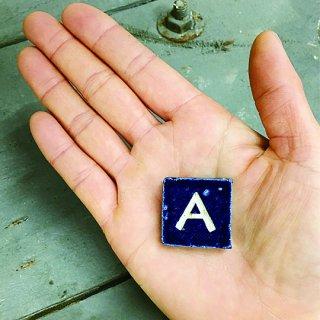 square2.5【2.5×2.5cm】/ブルー