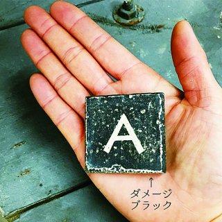 square4.5【4.5×4.5cm】/ダメージブラック