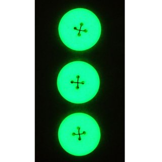蓄光ボタン