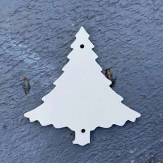 色がぬれる!クリスマスタイル【ツリー(穴あり)】/おまけタイル2ヶ/モビール作りに!【*在庫なしの場合、納期7-10日】