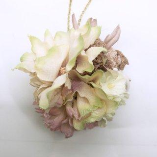 アクセサリー お花たっぷり2WAY フラワー ネックレス ブローチ