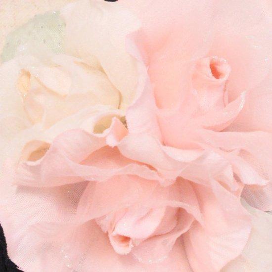 ピンク 小さい バラ コサージュ ケース付き【画像8】