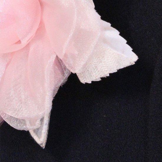 ピンク パール 下がりつき コサージュ ケース付き【画像10】