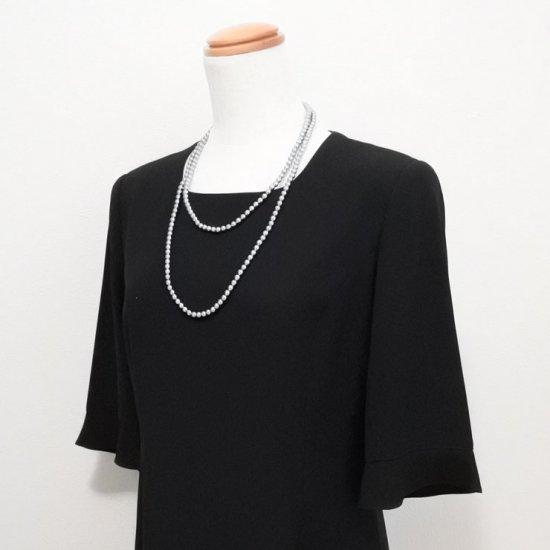 ロングパール パール ネックレス 2色セット 120センチ 6ミリ珠【画像8】