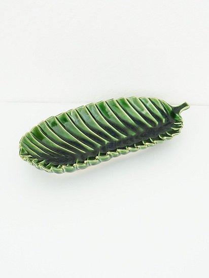 [竹内玄太郎]バナナの葉皿