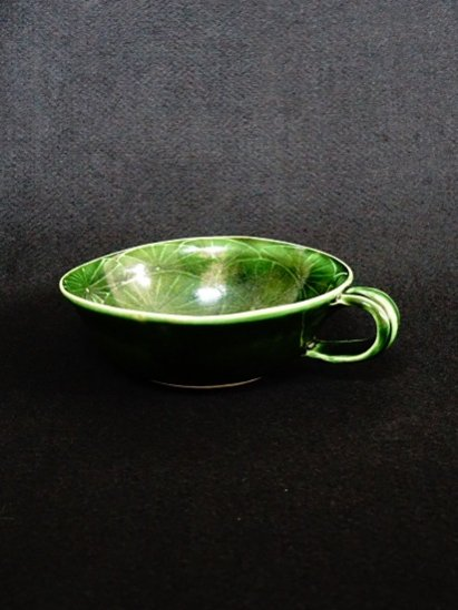 [竹内玄太郎]スイレン スープ皿