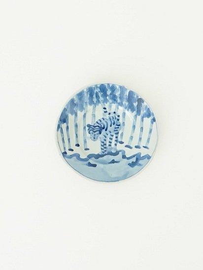 [ 林大輔 ]小皿 トラ#1