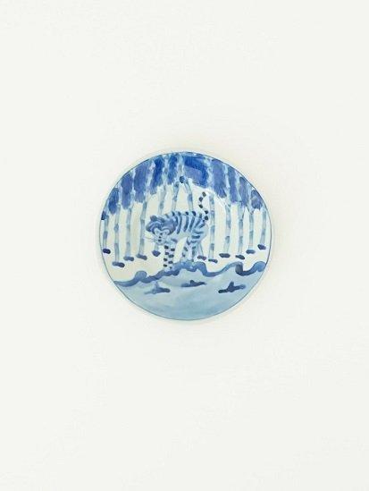 [ 林大輔 ]小皿 トラ#2