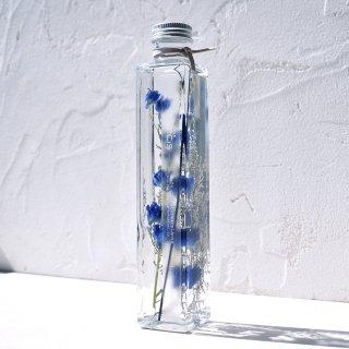 【ハーバリウム】デルフィニウム ロングボトル