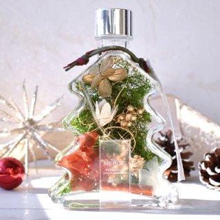 【クリスマス限定*ツリー型ハーバリウム】『Noel』〜Happy Holidays〜