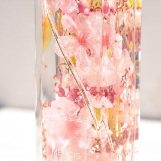【桜ハーバリウム】『MIYABI-雅-』花宴(はなのえん)- 紅梅