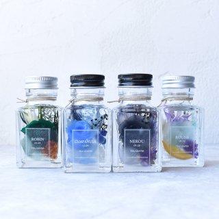 オーダーメイド品【ハーバリウム】『Petit』TEA LEAVES 4本セット