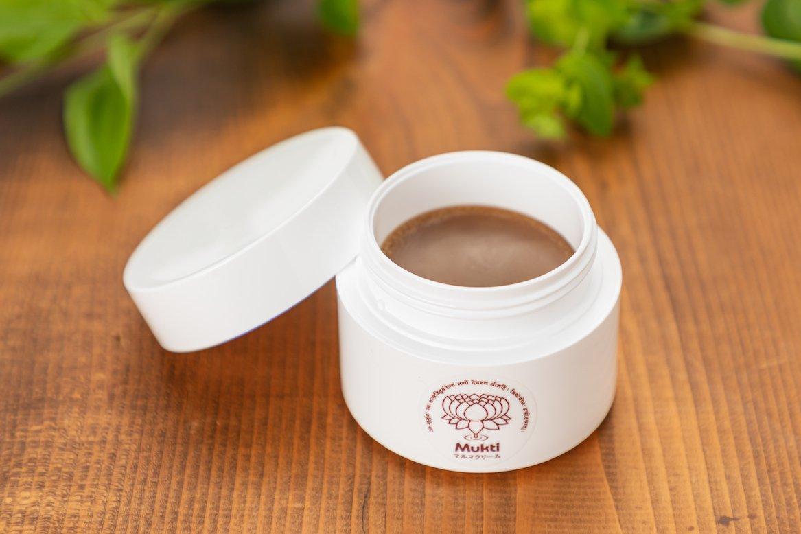 ◇マルマクリーム  35g 外容器&リフィル セット