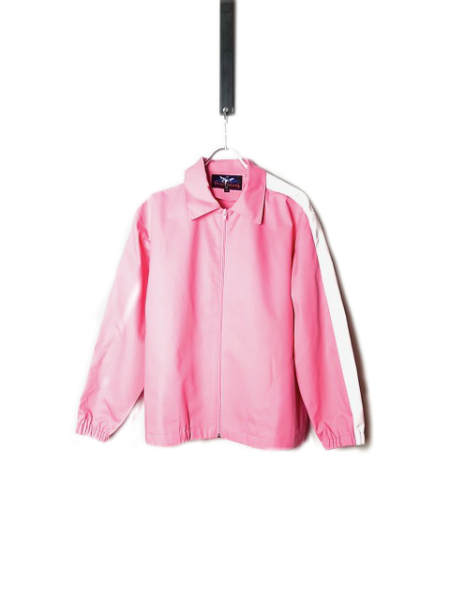 <img class='new_mark_img1' src='https://img.shop-pro.jp/img/new/icons23.gif' style='border:none;display:inline;margin:0px;padding:0px;width:auto;' />Arm Stripe Leisure Jacket