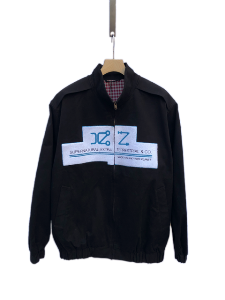 <img class='new_mark_img1' src='https://img.shop-pro.jp/img/new/icons23.gif' style='border:none;display:inline;margin:0px;padding:0px;width:auto;' />Embroidery Logo Zip Up Jacket