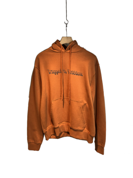<img class='new_mark_img1' src='https://img.shop-pro.jp/img/new/icons23.gif' style='border:none;display:inline;margin:0px;padding:0px;width:auto;' />Hoodie - Trapped Print