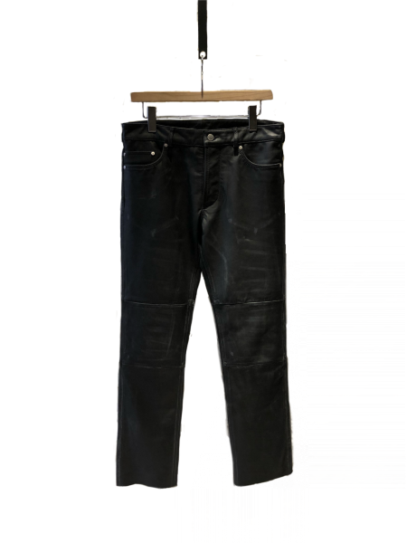 <img class='new_mark_img1' src='https://img.shop-pro.jp/img/new/icons23.gif' style='border:none;display:inline;margin:0px;padding:0px;width:auto;' />Skinny Leather Pants