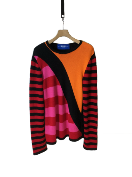 <img class='new_mark_img1' src='https://img.shop-pro.jp/img/new/icons23.gif' style='border:none;display:inline;margin:0px;padding:0px;width:auto;' />Multi Sweater