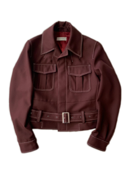 <img class='new_mark_img1' src='https://img.shop-pro.jp/img/new/icons23.gif' style='border:none;display:inline;margin:0px;padding:0px;width:auto;' />HANOVER MILITARY JACKET