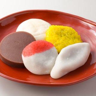 加賀五色生菓子