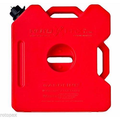 Rotopax 3ガロン レッドコンテナ