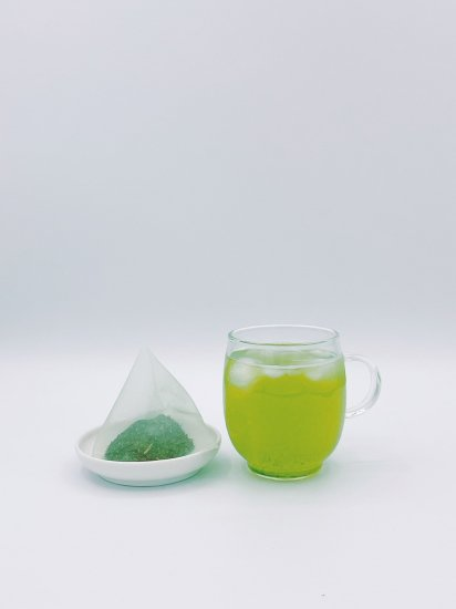水出し緑茶ティーバッグ【画像2】