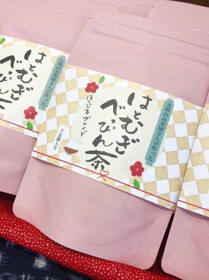はとむぎべっぴん茶 ほうじ茶ブレンド【画像2】