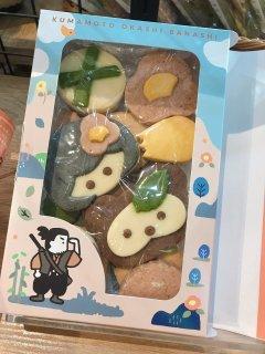 茶菓子・茶器その他 肥後てまり唄 〜くまもとお菓子ばなし〜