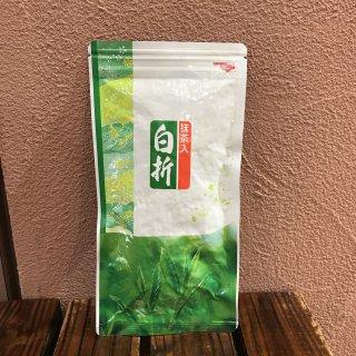 お茶通向け 抹茶入り白折茶