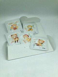 【鹿子木先生コラボ商品】山陽堂バラエティもにゃ一煎パックセット(5個入)【送料無料】
