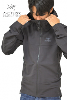 Gamma LT Hoody Mens Black
