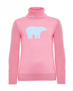 <img class='new_mark_img1' src='https://img.shop-pro.jp/img/new/icons20.gif' style='border:none;display:inline;margin:0px;padding:0px;width:auto;' />BEAR TURTLE-NECK SWEATER KIDS