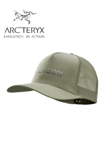HEADWEAR Polychrome Curved Brim Trucker