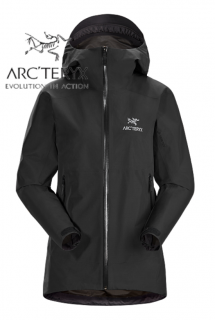 Zeta SL Jacket Womens Black