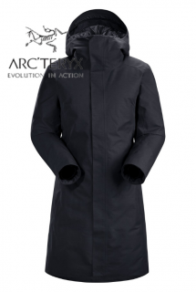 Patera Parka Womens Black