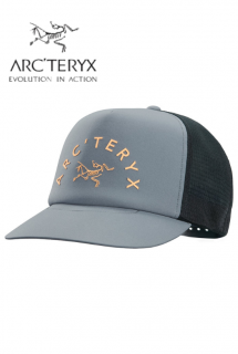 HEADWEAR Archteryx Trucker Curved Dark Immersion【2021春夏新入荷商品】
