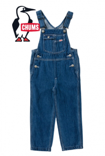 Kid's All Over The Overall Lt.Indigo