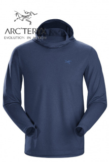 Remige Hoody Mens Cobalt Moon