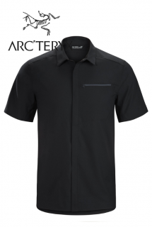 Skyline SS Shirt Mens Black 【2021春夏新入荷商品】